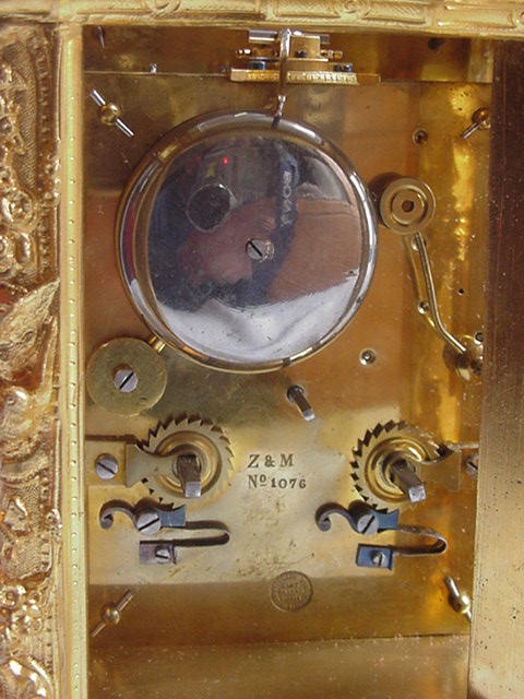 Carriage Clock image.